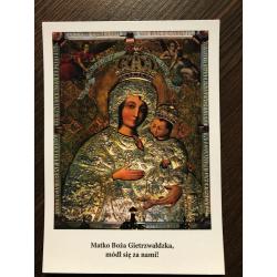 Matka Boża Gietrzwałdzka z...