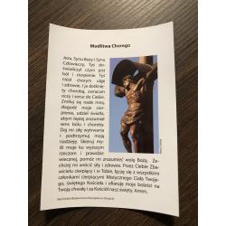 Modlitwa chorego - obrazek...